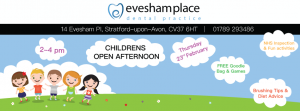 EPDP Childrens Evesham Place Dental Stratford-upon-Avon