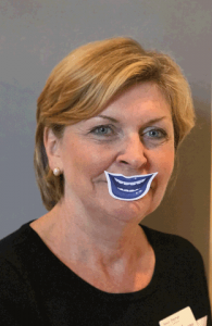 Alison BlueLips Cancer Evesham Place Dental Stratford-upon-Avon