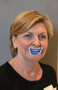 Alison BlueLips Cancer Evesham Place Dental Stratford-upon-Avon