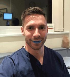 Stephen Bluelips Cancer Evesham Place Dental Stratford-upon-Avon