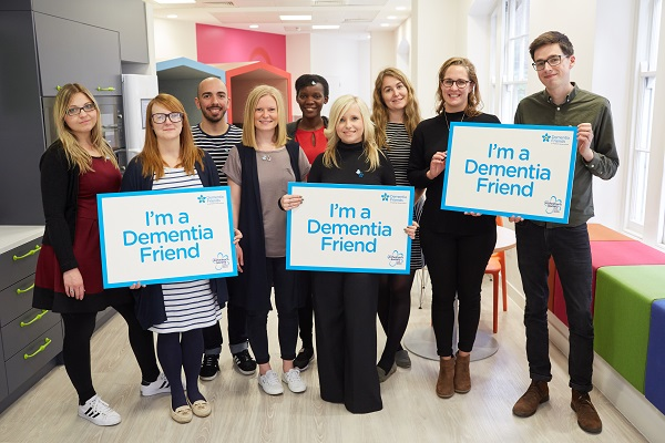 Evesham Place Dental practice Dementia Friends