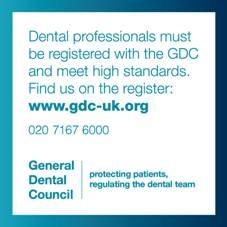General Dentist Council Evesham Place Dental Stratford-upon-Avon
