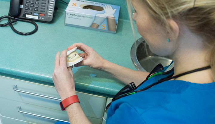 Evesham Place Dental Stratford-upon-Avon - katharine dentures