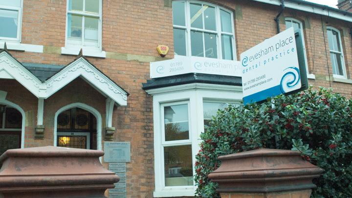 Evesham Place Dental Stratford-upon-Avon - Frontage