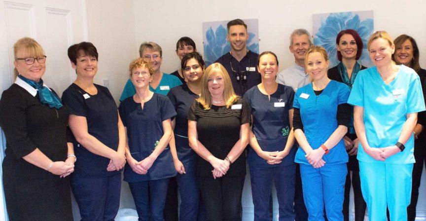 Evesham Place Dental team